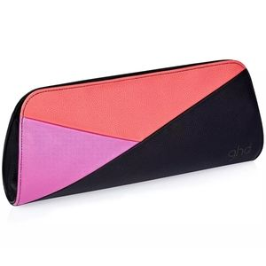 Ghd pink blush collection heat protection case